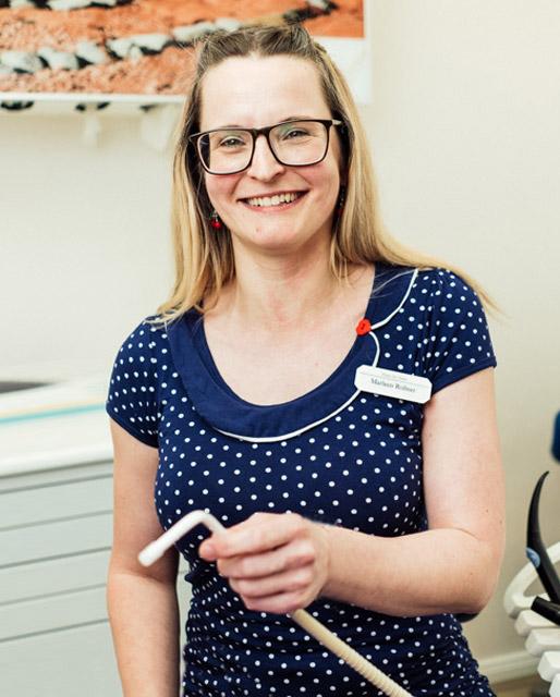 Sabine Koch - Zahnmedizinische Fachangestellte